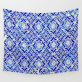 Azulejo Wall Tapestry
