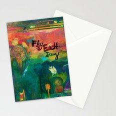 Fly Each Day Stationery Cards