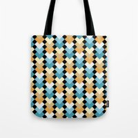 Sea Diamond  Tote Bag