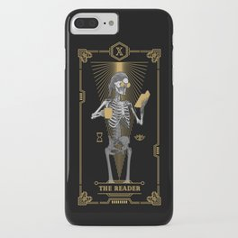 The Reader X Tarot Card iPhone Case