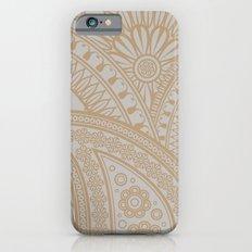 Paisley Platinum Slim Case iPhone 6s