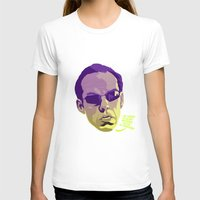 melissa smith T-shirts featuring AGENT SMITH by Mike Wrobel