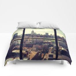 i love NY Comforters