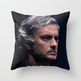 Chelsea's Jose Mourinho Throw Pillow