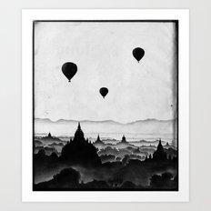 Aurora #2  (On Paper) Art Print