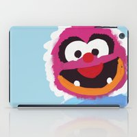 muppets iPad Cases featuring Animal Muppets Babies by Roe Mesquita