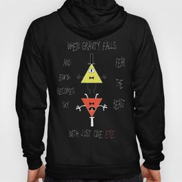 Fear The Beast With Just One Eye  Hoody