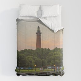 Currituck Lighthouse Comforters