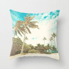 Trade Winds (Oahu Hawaii) Throw Pillow