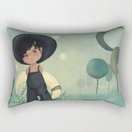 Voleur! Rectangular Pillow