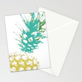 Pinnaple delight Stationery Cards