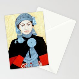 Daughter of the sun Stationery Cards