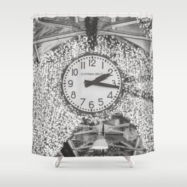 Time to Shine - NYC Photography Shower Curtain