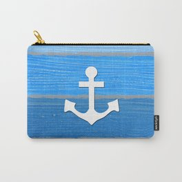 Nautical themed design Carry-All Pouch