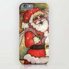Santa's In Town Slim Case iPhone 6s