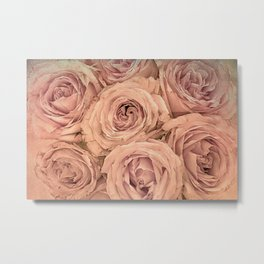 Romantic roses(14) Metal Print