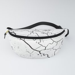 Map of Italy Fanny Pack