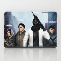 youtube iPad Cases featuring Youtube Gamers by Meder Taab