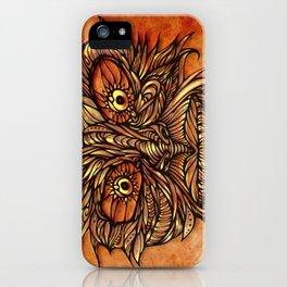 Face Flow Color iPhone Case