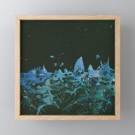 TZTR Framed Mini Art Print