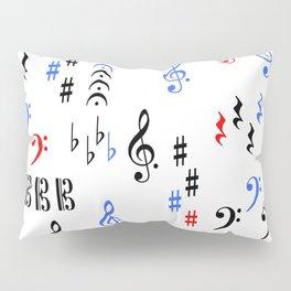 solfeggio Pillow Sham