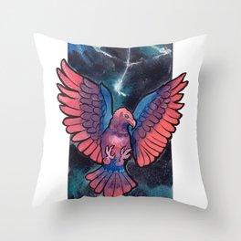 Constelltion Aquila Throw Pillow