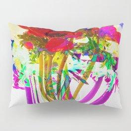 Belle Anemoni or Beautiful Anemones Pillow Sham