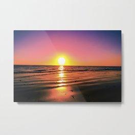 Rota Spain Beach 3 Metal Print
