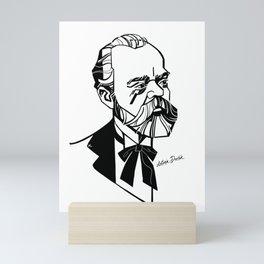 Antonín Dvořák Mini Art Print