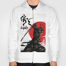 Samurai Invader Hoody