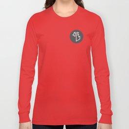 Isometric Michigan Long Sleeve T-shirt