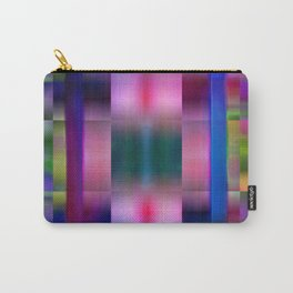 opiated grid 01. Carry-All Pouch