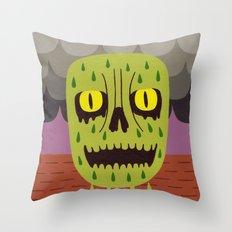 Misery Throw Pillow