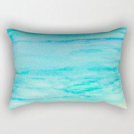 Ocean Bleu Rectangular Pillow