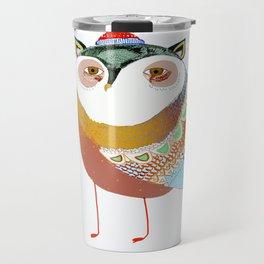 The Sweet Owl Travel Mug