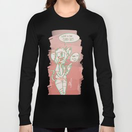 what a real class act Long Sleeve T-shirt