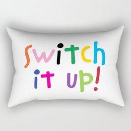 SWITCH IT UP! Rectangular Pillow