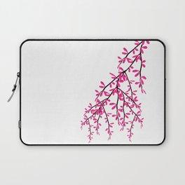 Pink Tree Branch Laptop Sleeve