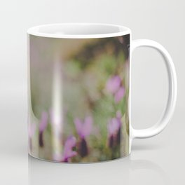 Smell the Lavender Coffee Mug