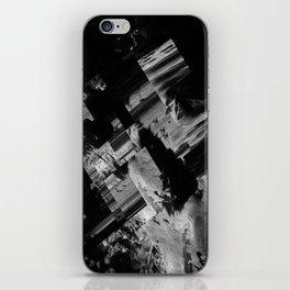Cubes IV iPhone Skin