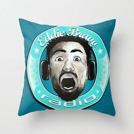 Eddie Bravo Radio podcast Throw Pillow