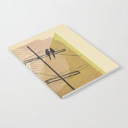 Romantic birds Notebook