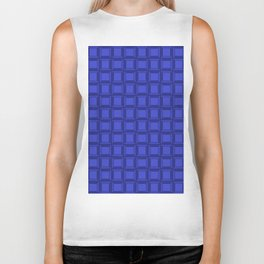There Are Too Many Squares Biker Tank