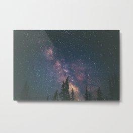 Milky Way II Metal Print