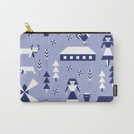 Farm. Seamless pattern. Carry-All Pouch