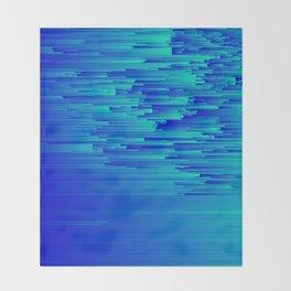 Speed Trap - Pixel Art Throw Blanket