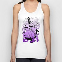 siren Tank Tops featuring Siren by Rob S