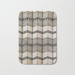 Systematic Waves Bath Mat