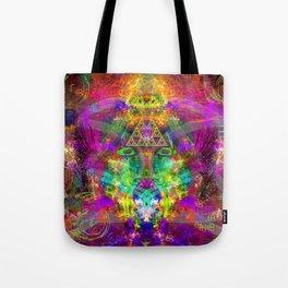 Aliens Fried My Mind Tote Bag