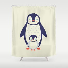 Proud Mama Shower Curtain